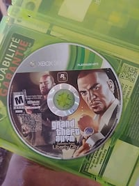 Grand Theft Auto Five Xbox 360 game disc Brampton, L6Z 0B4