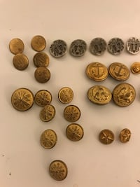 round silver and gold coin collection Halethorpe, 21227