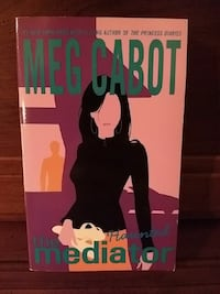 The Mediator by Meg Cabot book