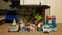 20 gallon, all accessories included!obo! Alexandria, 22304