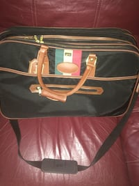 Black Laptop Business Bag