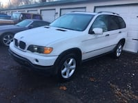 2001 white BMW 5-door hatchback Bethlehem