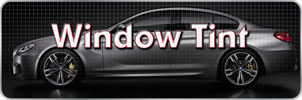 Window Tinting (Computer Cut)