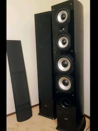 Mint Powered Speakers Beaumont, T4X