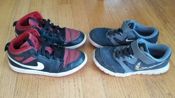 2e6095969df5a4 Used Boys Nike shoes for sale in Lake in the Hills - letgo