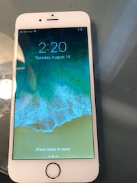 Unlocked iPhone 6S 128GB. Rose Gold. Not the Plus size Round Rock, 78664