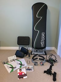 Total gym home work out system St. Catharines, L2P