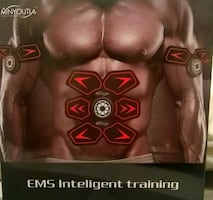Muscle training system