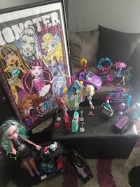Monster High Toys and Sets Virginia Beach