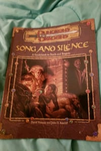 Song and silence guidebook to bards and rogues dungeons and dragons  Tewksbury, 01876