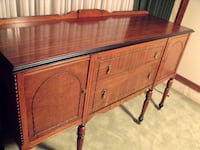 1920'S Antique Sideboard/ buffet. Surrey