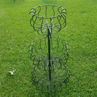 Beautiful three tier iron planter Virginia Beach, 23455