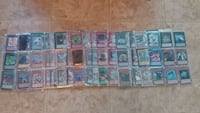 20 binder sleeves of yugioh cards SEND ME OFFERS Indianapolis, 46224