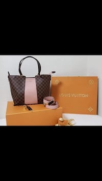 New Authentic Louis Vuitton Jersey Damier Ebene - Magnolia Richmond, V7A 1H2
