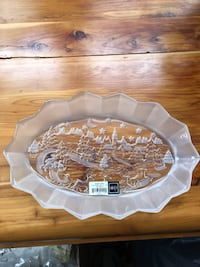 Sweet serving glass dish Germantown, 20874