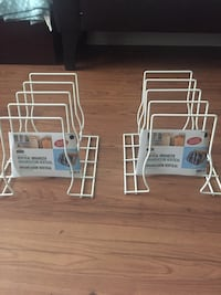 2 brand new kitchen organizers Montréal, H4N