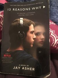 13 Reasons Why Book (with pictures) Essex, 21221