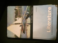 Literature : An introduction to fiction, poetry, drama, and writing , 12th Edition Jessup, 20794