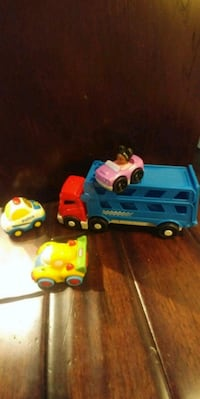 Little people toys cars Delta