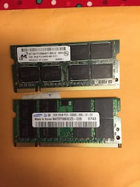 Laptop Memory Modules  Knoxville, 37917