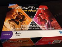 Trivial Pursuit in French London