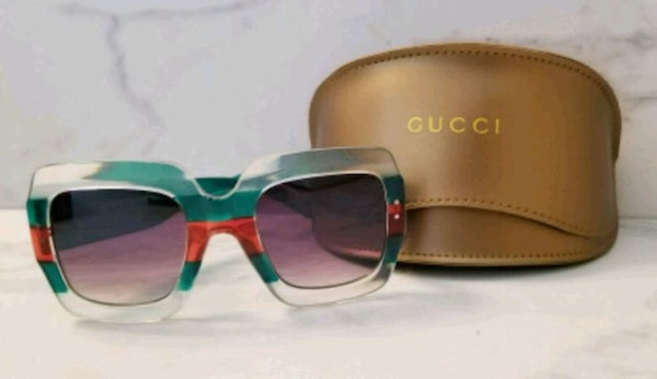 15174fb95c Used Green & Red GG Sunglasses for sale in Davie - letgo