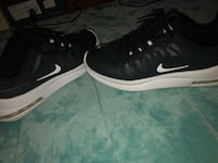 pair of black-and-white Nike sneakers Silver Spring, 20906