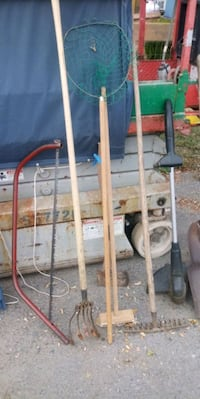 Lot of 10 yard tools $4 each Hagerstown, 21740
