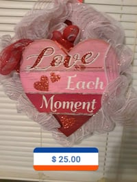 red and white heart shape party favor 399 mi