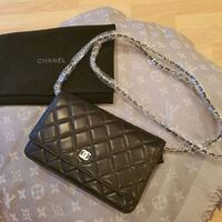 Chanel lambskin leather WOC wallet on chain Richmond, V6X 3P9
