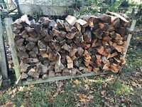 Cord Cherry and Oak with Delivered / Stacked Free + Free Rack