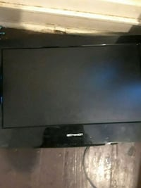 black Sanyo flat screen TV Louisville, 40212