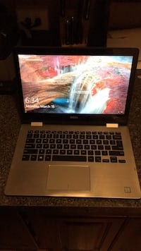 Barely Used 2 in 1 Dell Laptop and Tablet. Originally $850 Washington, 20037