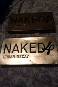 Urban decay pallets