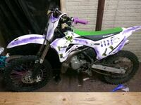Selling a KX 100 2016 Bw South Laurel