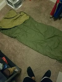1952 US military sleeping bag