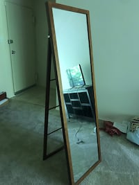 Wood Standing Mirror  Capitol Heights, 20743