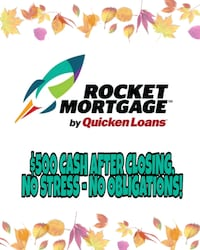 Buying a home or refinancing? It's your lucky day! 176 mi