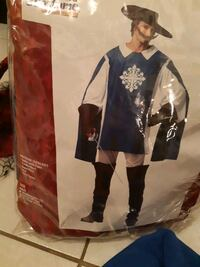new adult costume size XL Whitby, L1N 9E2
