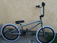 gray and black BMX bike Bakersfield, 93307