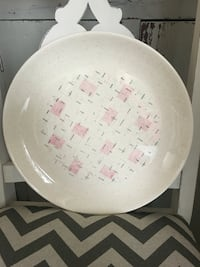 878dfe47a589 Used Vintage vernonware Tickled pink 13