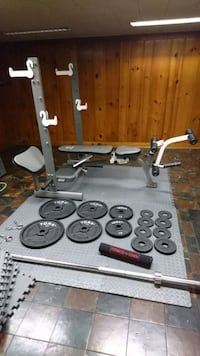 Full Gym - Excellent Condition Vancouver, V6M 2L7