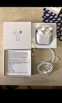 New AirPods twinset with charging dock not an apple product but comparable features  Toronto, M9L 2H8