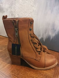 New Tan Boots Forever 21 Size 6 Vaughan, L4H 2C6