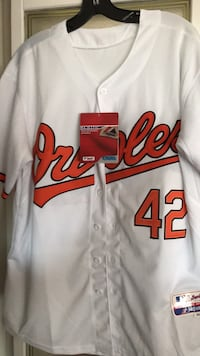 Baltimore Orioles Jersey.         Baltimore, 21236
