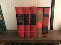 Five books by Winston Churchill  Los Angeles, 90038