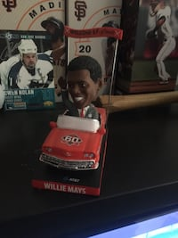 Willie Mays Bobblehead(we have 2, 1 has never been opened) Sunnyvale, 94086