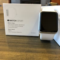 Apple Watch series 3 Silver Spring