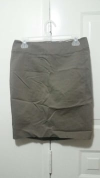 women's grey suede pencil skirt Surrey, V3T 2Y8