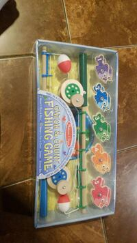Melissa and doug catch and count fishing game  Woodbridge, 22192